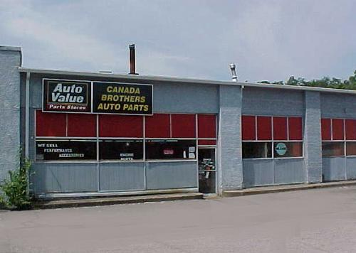 Canada Brothers Auto Parts