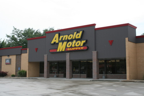 Arnold Motor Supply storefront. Your local The Merrill Co. in Spencer, IA.
