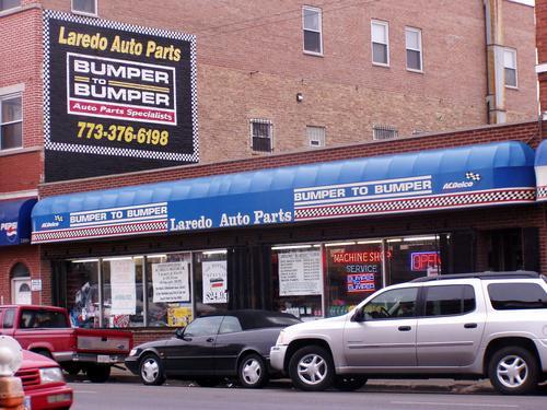 Laredo Auto Parts