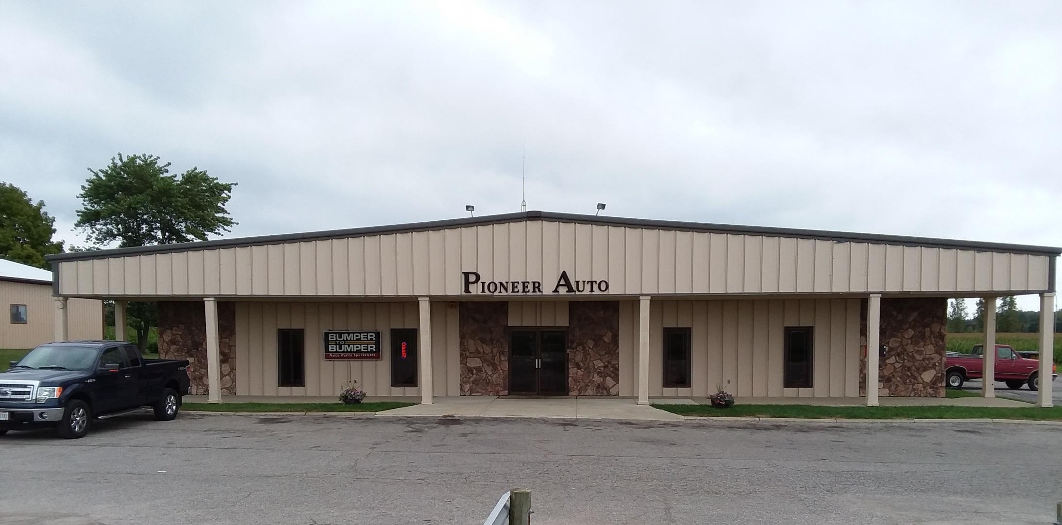 Pioneer Auto Center