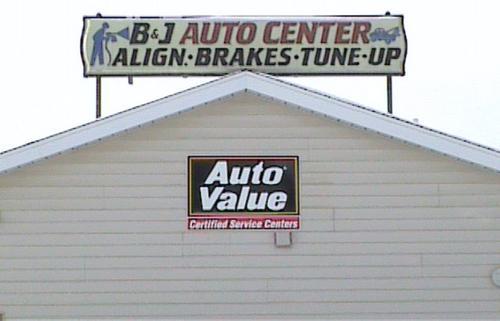 B & J Auto Center
