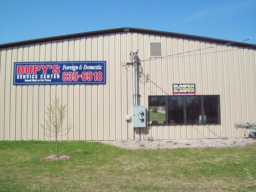 Dupy's Service Center