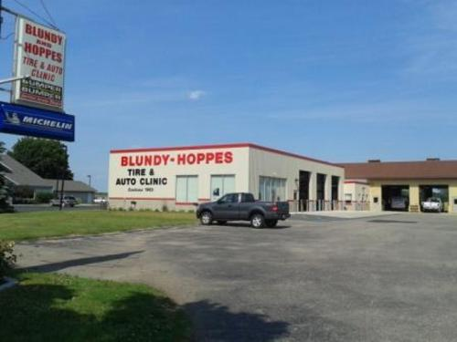 Blundy-Hoppes Tire & Auto Clinic, Inc