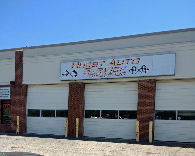HURST AUTO SERVICE
