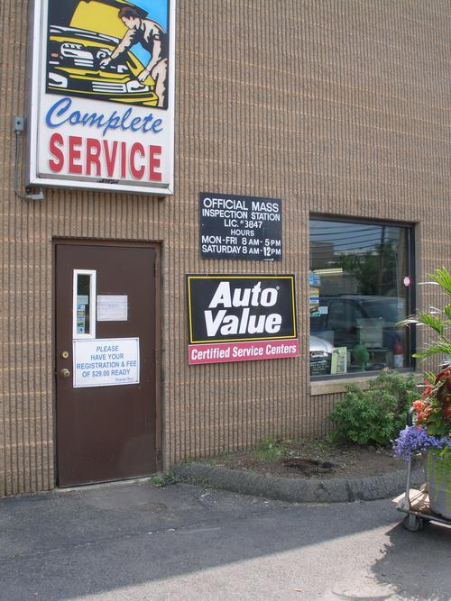 H&S Auto Service