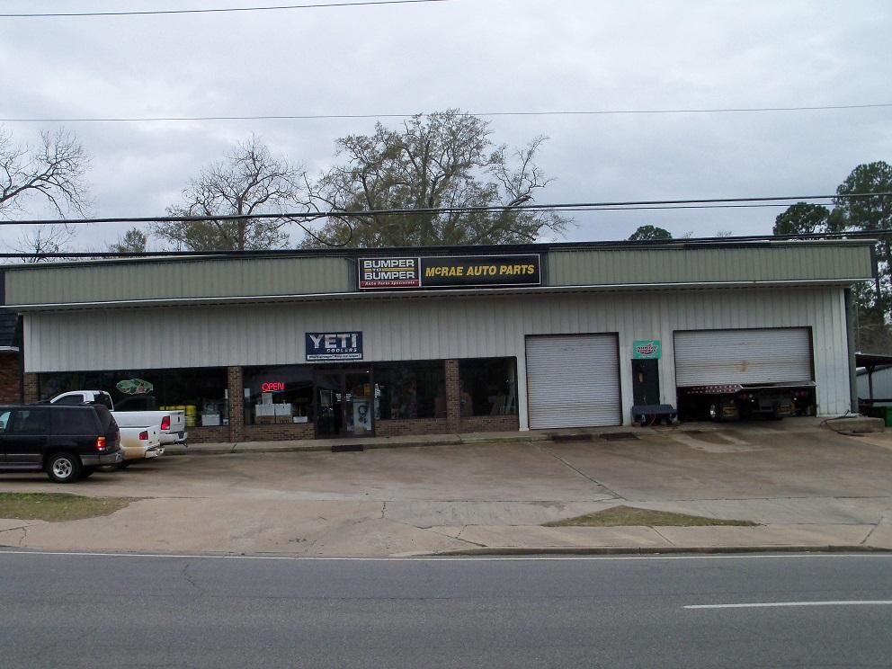 McRae Auto Parts, Inc.
