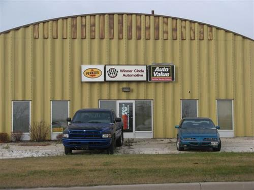 Winners Circle Auto storefront. Your local Piston Ring Service Supply in Altona, .