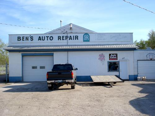 Ben's Auto Repair storefront. Your local Piston Ring Service Supply in Neepawa, .