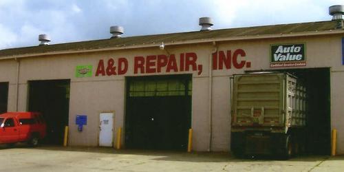 A & D Repair