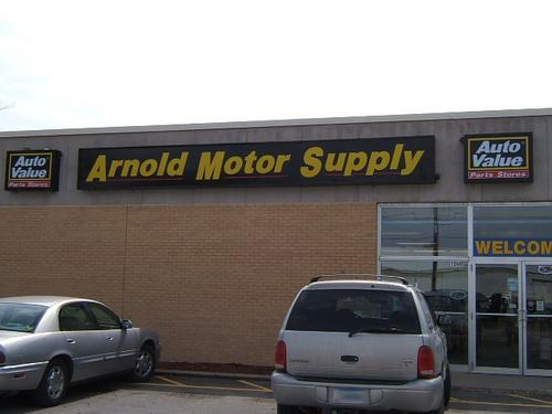 Arnold Motor Supply storefront. Your local The Merrill Co. in Algona, IA.
