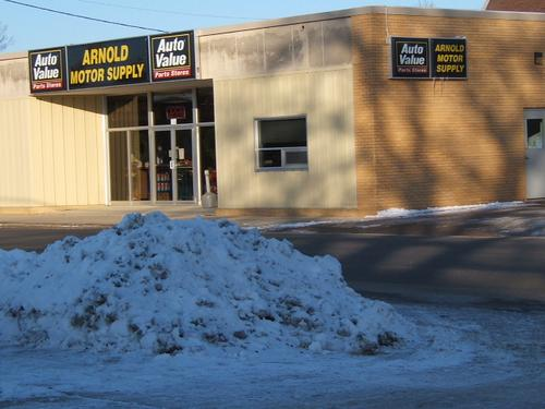 Arnold Motor Supply storefront. Your local The Merrill Co. in Mason City, IA.