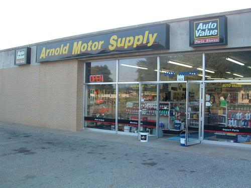 Arnold Motor Supply storefront. Your local The Merrill Co. in Storm Lake, IA.