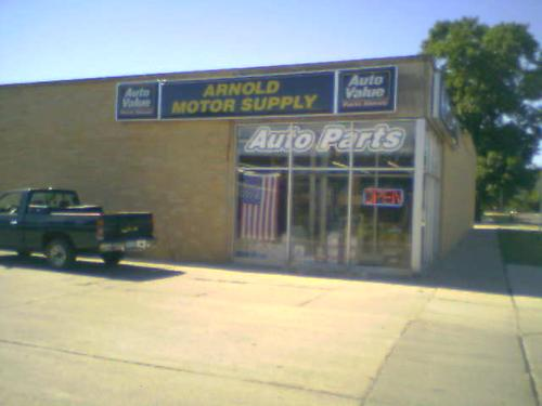Arnold Motor Supply storefront. Your local The Merrill Co. in Ames, IA.