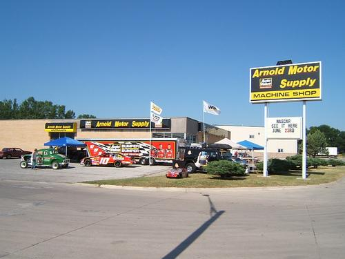 Arnold Motor Supply storefront. Your local The Merrill Co. in Fort Dodge, IA.