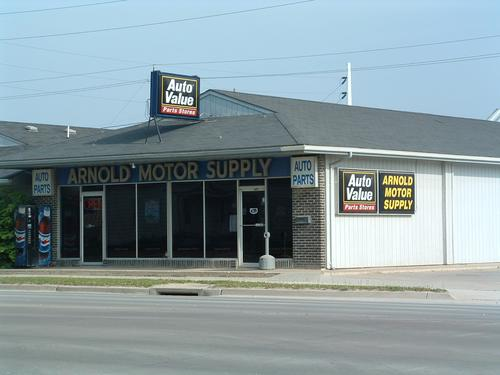 Arnold Motor Supply storefront. Your local The Merrill Co. in Adel, IA.