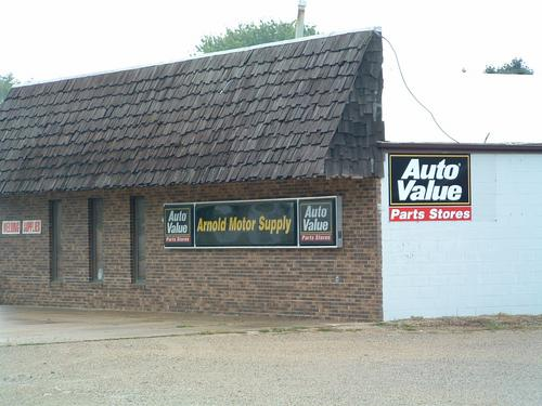 Arnold Motor Supply storefront. Your local The Merrill Co. in Garner, IA.