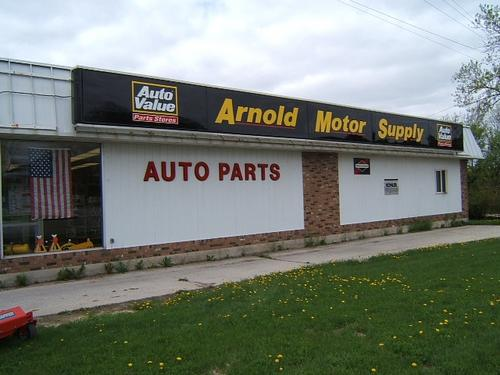 Arnold Motor Supply storefront. Your local The Merrill Co. in Humboldt, IA.