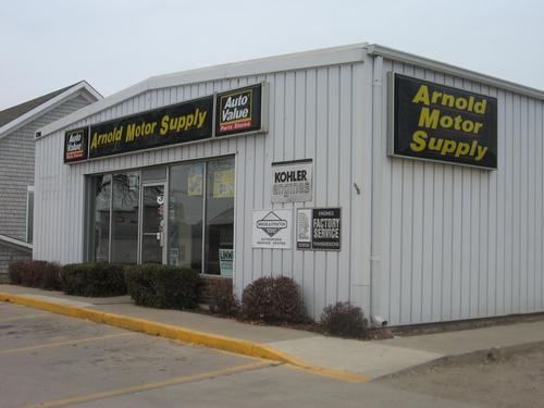 Arnold Motor Supply storefront. Your local The Merrill Co. in Orange City, IA.