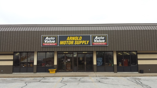 Arnold Motor Supply storefront. Your local The Merrill Co. in Moline, IL.