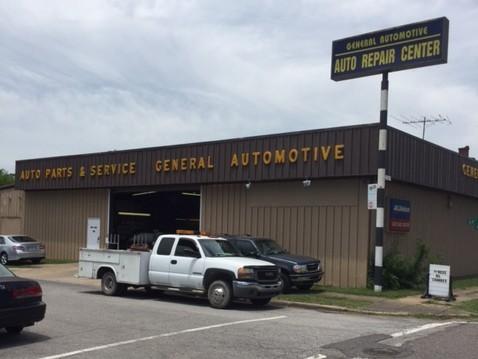 GENERAL AUTOMOTIVE SERVICE