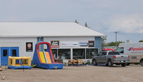 Du-Rite Motors storefront. Your local Piston Ring Service Supply in Boissevain, .
