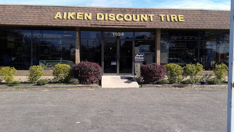 AIKEN DISCOUNT TIRE