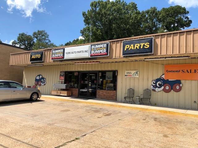 York Auto Parts