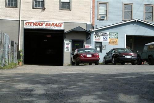 Stever's Garage