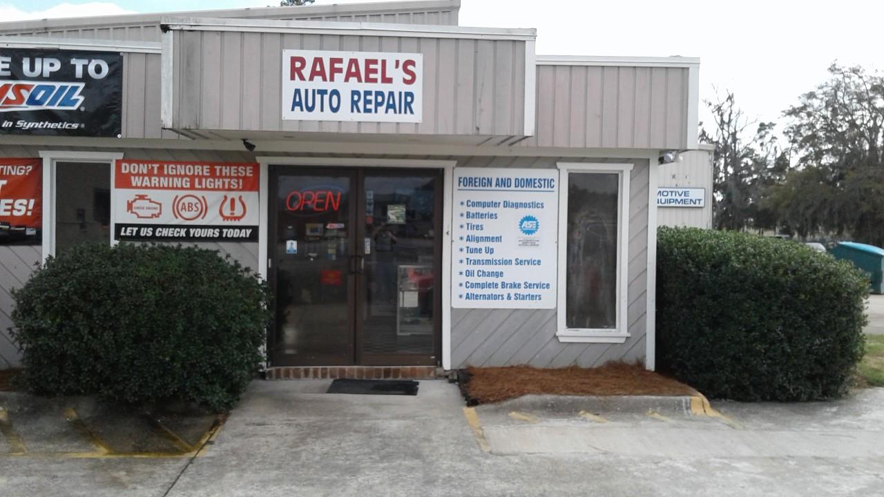 RAFAEL'S AUTO REPAIR (Old SAV Acct)