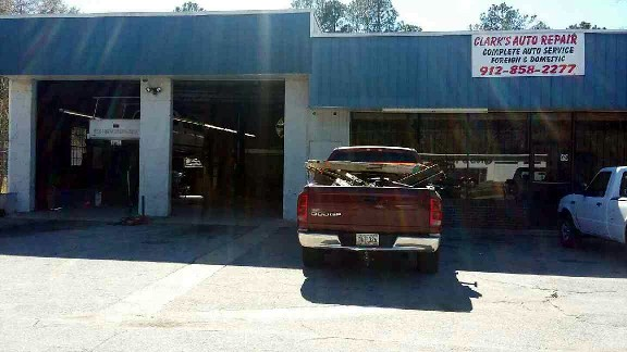 CLARKS AUTO REPAIR (Old SAV Acct)