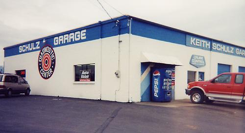 Keith Schulz Garage