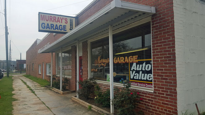 MURRAY'S GARAGE