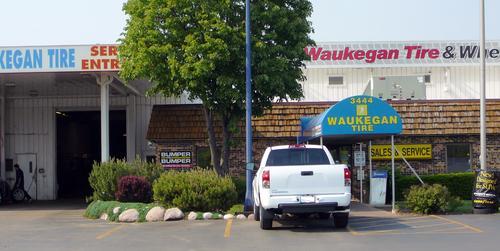 Waukegan Tire Certified Service Center