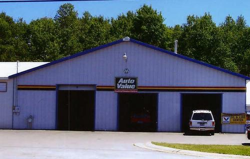 Bellaire Auto Repair storefront. Your local Auto-Wares, Inc in Bellaire, MI.