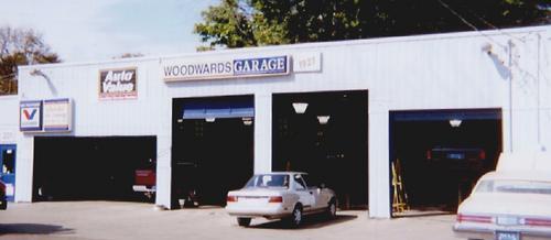 Woodward's Garage