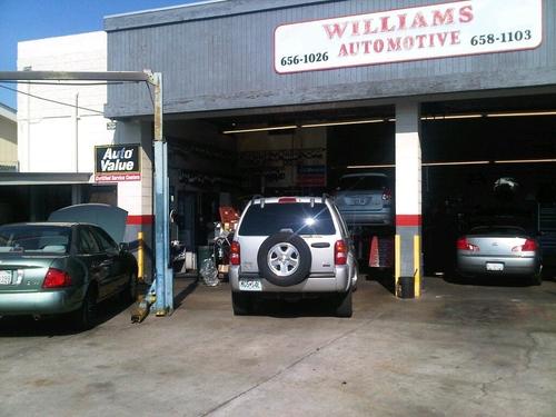 Williams Automotive
