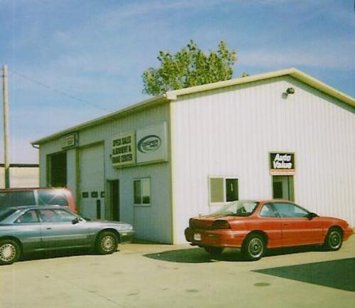 Speck Sales Tire Pros