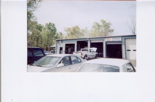 Parnell's Auto Clinic storefront. Your local Hahn Automotive Warehouse in Goldsboro, NC.