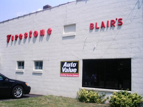 Blair's Car Care