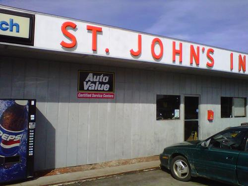 St John Tire Inc