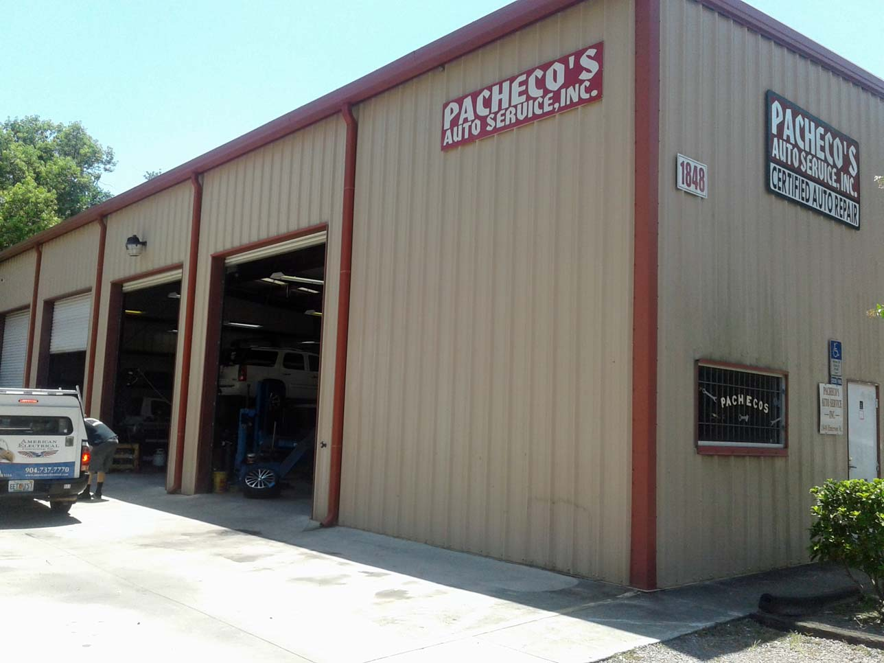 Pacheco Auto Services