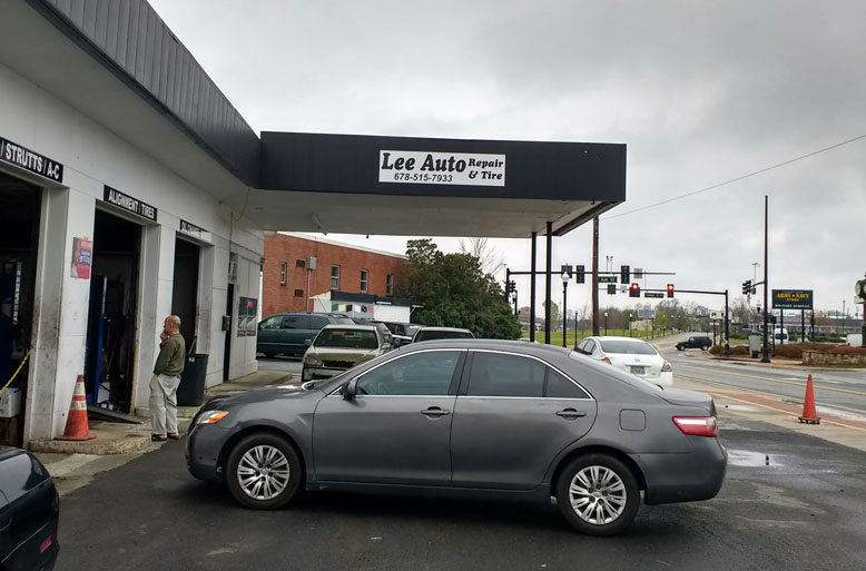 Lee Auto Repair & Tire LLC