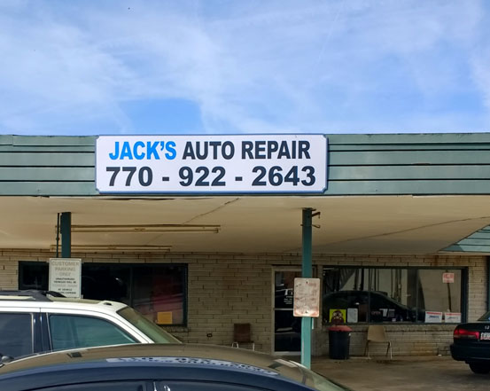 Jack's Auto Repair