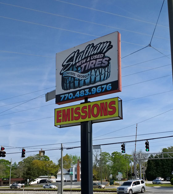 Statham New & Used Tires