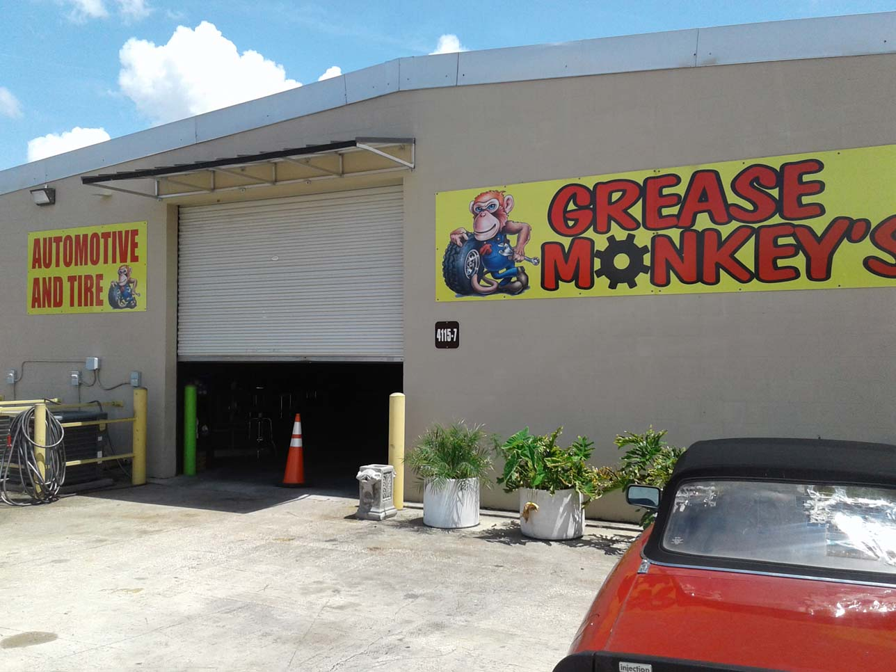 Grease Monkey's