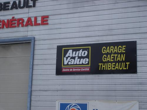 Garage Gaetan Thibeault inc.