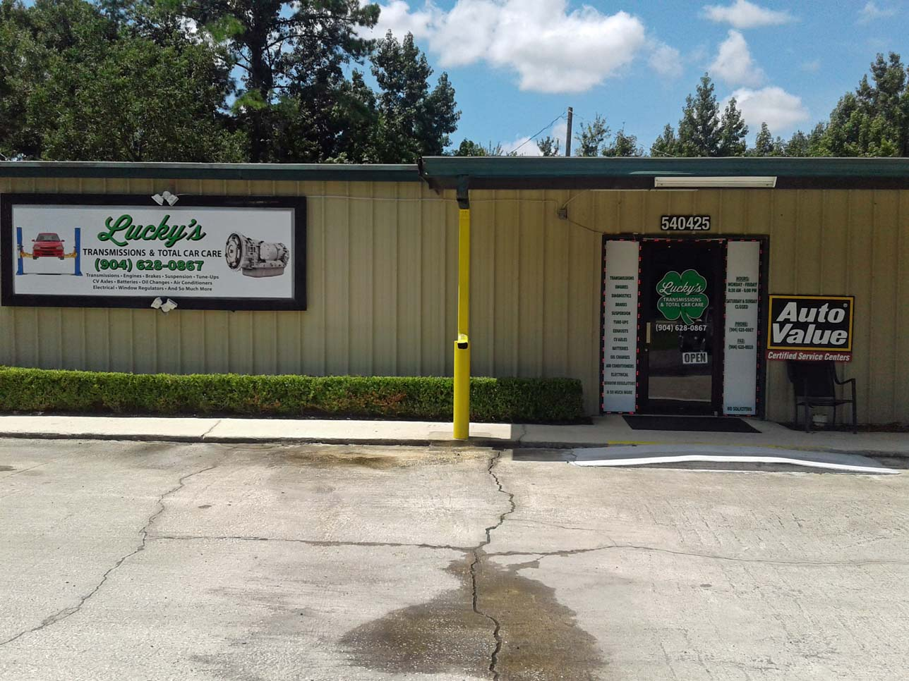 Luck's Trans & Total Car Care
