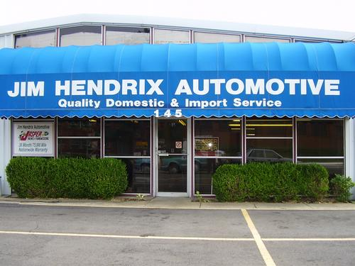 Hendrix Service Center