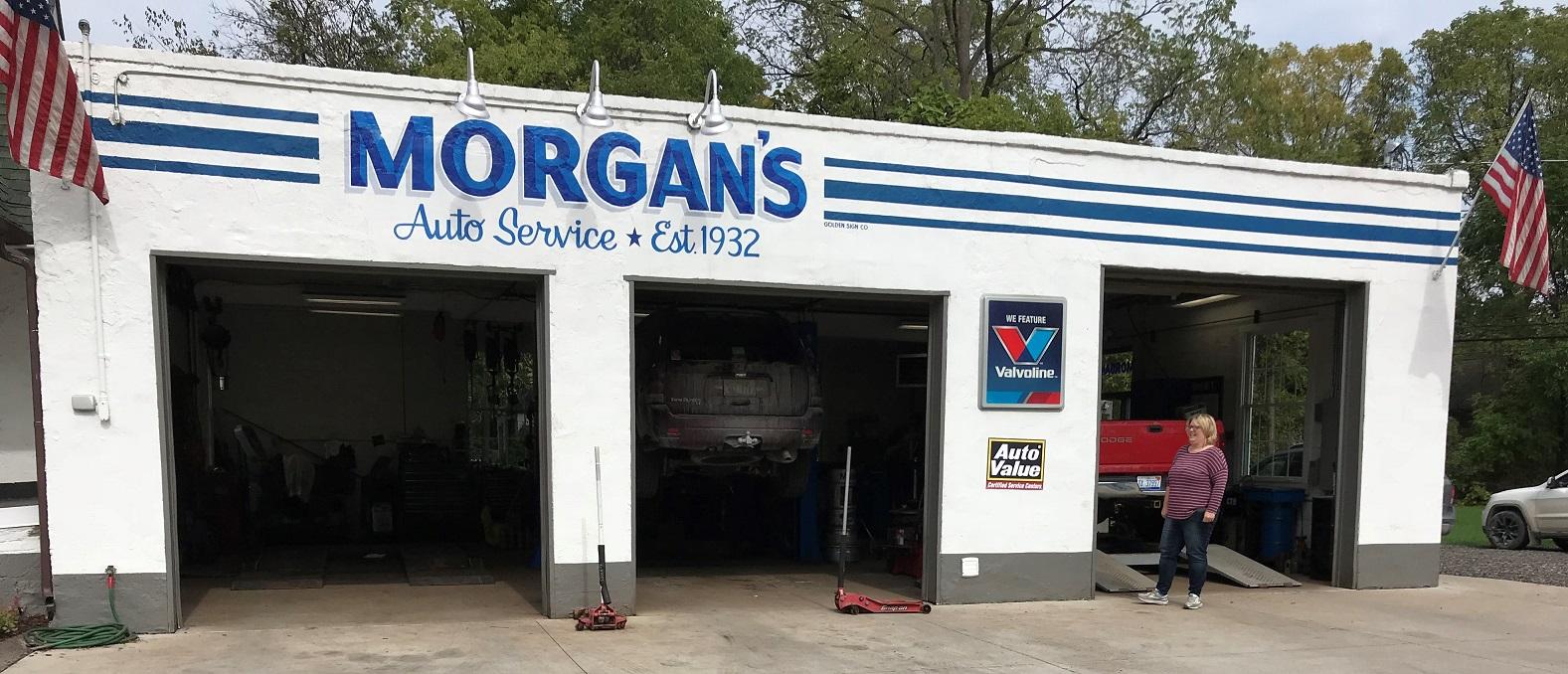 Morgan's Service