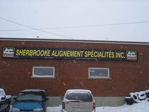 Sherbrooke Alignement Specialites 2006